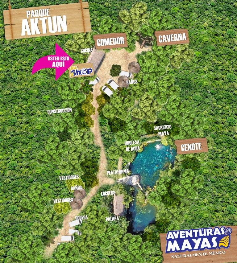 Cenote Abierto 2 COMEDOR